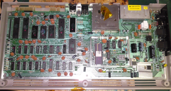 Repair - Commodore C64 -2